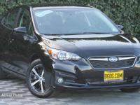 Subaru Certified Pre-Owned 2019 Subaru Impreza 2.0i