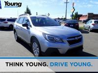 2019 Subaru Outback 2.5iThis vehicle is nicely equipped