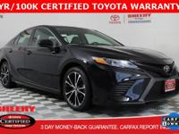 2019 Toyota Camry SEToyota Certified Used Vehicles