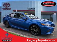 CARFAX One-Owner. Certified. TOYOTA CERTIFIED, **MORE