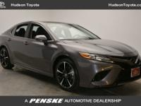 2019 Toyota Camry XSE, ONLY 3K MILES!TOYOTA CERTIFIED,