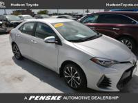 2019 Toyota Corolla SE TOYOTA CERTIFIED, BLUE TOOTH,