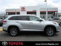 2019 Toyota Highlander XLE, Toyota Certified, All Wheel