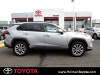 2019 Toyota RAV4 Limited, Toyota Certified, Front Wheel