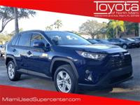 2019 Toyota RAV4, CERTIFIED BY CARFAX- NO ACCIDENTS AND