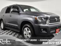 4 Wheel Drive** This Gray Toyota CERTIFIED!! 2019