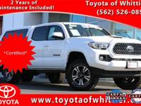 Must see this near new Toyota Certified 2019 Toyota