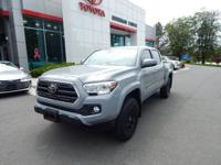 2019 Toyota Tacoma SR5 V6 4WD,TOYOTA CERTIFIED 7 YEAR/