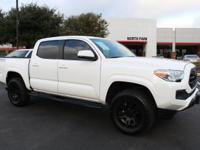 Tacoma SR5, 4D Double Cab, 2.7L I4 DOHC 16V, 6-Speed