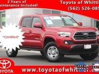 Must see the near New 2019 Toyota Tacoma SR5 with a