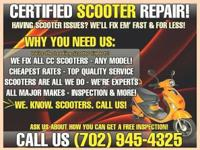 Body: We have CERTIFIED technicians that know how to