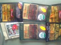 Type:Organic and All Natural Jerky You get a free