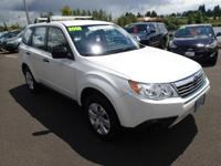 Certified used 2009 Subaru Forester 2.5X (A4) is a 4