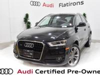 CARFAX 1-Owner, Dealer Inspected, Local Trade-In, Q3