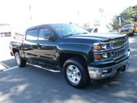 This is a one owner, GM Certified Silverado 1500 Crew
