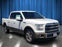 THE KING OF THE F-150'S! LUXURIOUS King Ranch trim!!!!.