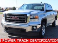 2015 GMC Sierra 1500 SLE LOCAL TRADE, **NON SMOKER**,