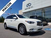 INFINITI OF MACON IS OFFERING THIS 2015 INFINITI QX60