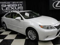 Located at Sheehy LEXUS of Annapolis, 2015 Lexus ES 350