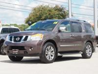 This 2015 Nissan Armada SL is proudly offered by South