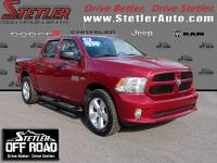 EXPRESS.....HEMI 5.7L V8, CREW CAB, 4X4......BACK-UP