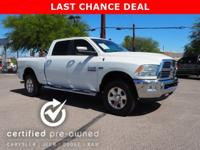Ram Certified, GREAT MILES 19,698! Heated Seats,