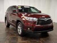 Toyota Certified w/ 100k Warranty!! Carfax 1 Owner!!