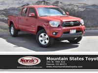 Check out this 2015 Toyota Tacoma 4WD Double Cab LB V6