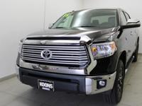 2015 Toyota Tundra Limited Attitude Black Metallic