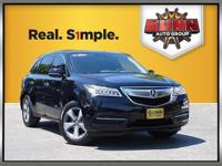 ACURA CERTIFIED!! RECENT ARRIVAL!! LOW MILE!! NICELY