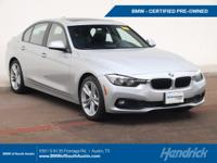EPA 36 MPG Hwy/24 MPG City! BMW Certified, CARFAX