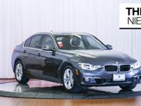 Here is a beautiful 2016 BMW 328i in Mineral Grey