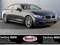* BMW Certified Pre-Owned * This 2016 BMW 428i Coupe is