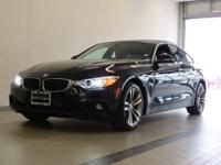 2016 BMW 4 SERIES 428i xDRIVE GRAN COUPE SPORT LINE!