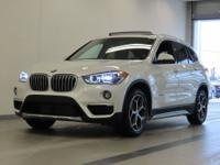 2016 BMW X1 xDRIVE28i! CERTIFIED PRE-OWNED! MINERAL