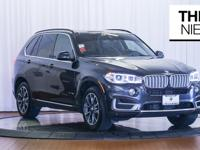 The 2016 BMW X5 xDrive40e is a solid choice for a