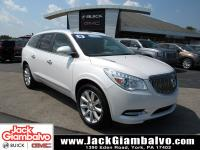 PRICE REDUCED!Certified. White Frost Tricoat 2016 Buick