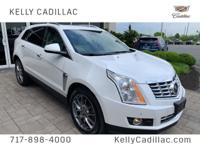 Cadillac Certified, One Owner, Clean Auto Check/No
