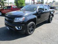 GM CERTIFIED!! 2016 CHEVROLET COLORADO. Here is a super