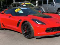 Clean CARFAX. Certified. 2016 Chevrolet Corvette Z06