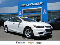 Chevrolet Certified, Excellent Condition, CARFAX
