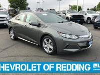 EPA 42 MPG Hwy/43 MPG City! CARFAX 1-Owner, Chevrolet