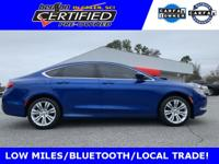 PRICED BELOW NADA RETAIL VALUE OF $14,575. CARFAX ONE