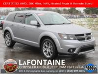 2016 Dodge Journey R/T Billet Silver Metallic Clearcoat