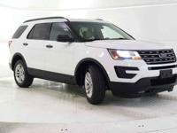 Come see this 2016 Ford Explorer Base. Its Automatic