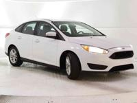 Come see this 2016 Ford Focus SE. Its transmission and