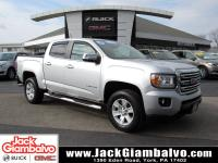 PRICE REDUCED!Certified. Quicksilver Metallic 2016 GMC