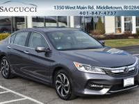 Honda True Certified! Modern Steel Metallic Exterior