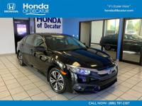 Honda Certified, CARFAX 1-Owner, ONLY 39,930 Miles!