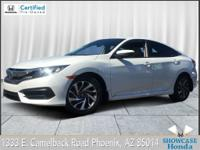 HONDA CERTIFIED!  Recent Arrival! Clean CARFAX. 31/41